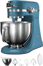 AEG KM5560 Keukenmachine Sterling Blue