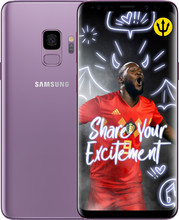 Samsung Galaxy S9 Paars BE WK