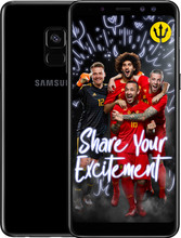 Samsung Galaxy A8 (2018) Zwart BE WK