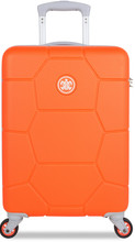 SUITSUIT Caretta Playful Spinner 53cm Vibrant Orange