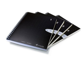 Livescribe A5 Notitieblokken (4 Pack) voor Pulse Smartpen