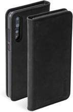 Krusell Sunne 4 Huawei P20 Pro Book Case Zwart