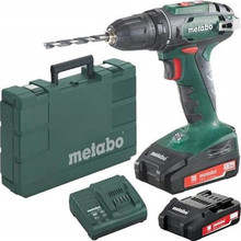Metabo BS 18 2,0 Ah