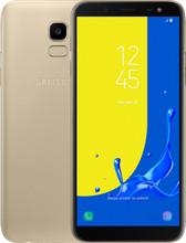 Samsung Galaxy J6 Goud NL