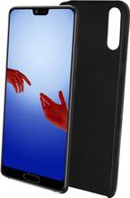 Azuri Magnetic Case Huawei P20 Back Cover Zwart