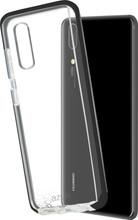 Azuri Flexible Bumper Huawei P20 Back Cover Zwart
