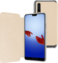 Azuri Booklet Huawei P20 Book Case Goud