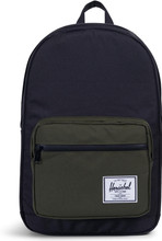 Herschel Pop Quiz Black/Forest Night