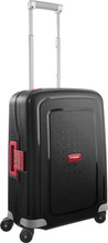 Samsonite S'Cure Spinner 55cm Black/Bright Pink