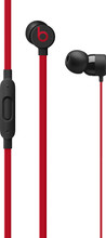 Beats urBeats3 Lightning Decade Collection Zwart/Rood