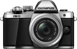 Olympus OM-D E-M10 Mark II + 14-42mm IIR Zilver