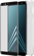 Azuri Protection Galaxy A6 (2018) Full Body Transparant