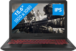 Asus TUF Gaming FX504GD-E4618T