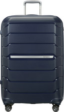 Samsonite Flux Spinner 75 cm Exp Navy Blue