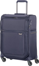 Samsonite Uplite Spinner 55 cm Toppocket Blue