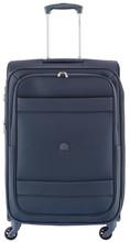Delsey Indiscrete Expandable Trolley Case 69 cm Blue