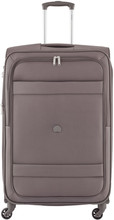 Delsey Indiscrete Expandable Trolley Case 78 cm Brown