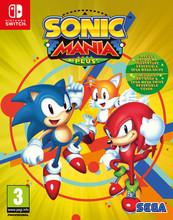 Sonic Mania Plus Switch