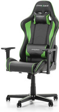 DX Racer FORMULA Gaming Chair  Zwart/Groen