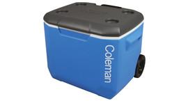 Coleman 60Qt Performance Wheeled Cooler Tricolor