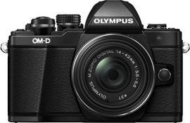 Olympus OM-D E-M10 Mark II + 14-42mm IIR Zwart