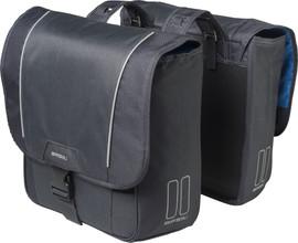 Basil Sport Design Double Bag 32L Graphite