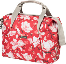 Basil Magnolia Carry All Bag 18L Poppy Red