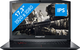 Acer Predator Helios PH317-51-52T7