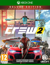 The Crew 2 Deluxe Edition Xbox One