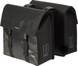 Basil Urban Load DB Bag 53L black/bl