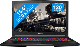 MSI GE63 Raider RGB 8RE-450BE Azerty