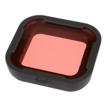 Polar Pro Aqua Red Filter voor HERO3+