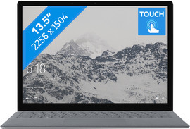 Microsoft Surface Laptop - i5 - 8 GB - 128 GB Platinum Azert