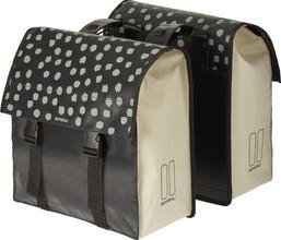 Basil Urban Load DB Bag 53L Black/wh