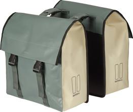 Basil Urban Load DB Bag 53L Green/wh