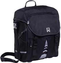 Willex Pakaftas XL 1200 Zwart