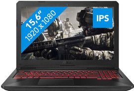 Asus TUF FX504GD-E4618T-BE Azerty