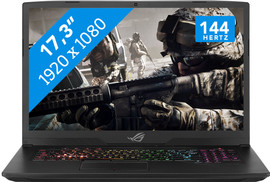 Asus ROG Strix GL703GM-E5091T-BE Azerty