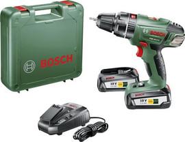 Bosch PSB 18 LI-2 + 2e accu