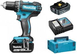 Makita DDF482RTJ Accuboormachine