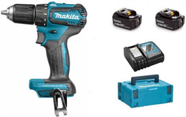 Makita DDF483RTJ accuboormachine