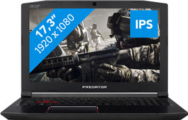 Acer Predator Helios 300 PH317-52-721E Azerty