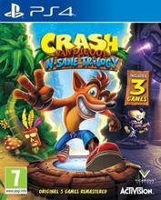Crash Bandicoot N.Sane Trilogy PS4 (inclusief bonus levels)