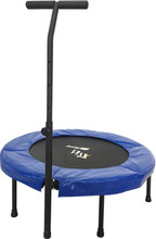 Orange Moovz Jump Up Deluxe Trampoline