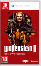 Wolfenstein II The New Colossus Switch