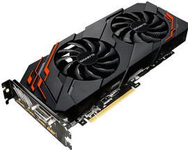 Gigabyte GeForce GTX 1070 Ti Windforce OC 8GB