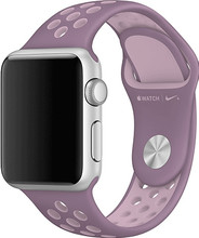 Apple Watch 38mm Polsband Nike Sport Violet