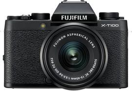 Fujifilm X-T100 Zwart + XC 15-45mm OIS PZ