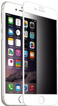 Pavoscreen Privacy Tempered Glass iPhone 6/6s Wit