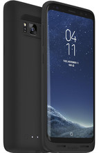 Mophie Charge Force Galaxy S8 BC Zwart + Powerstation